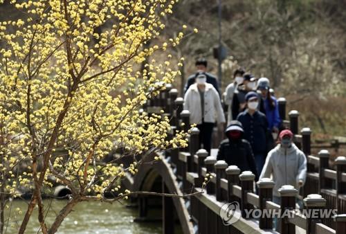 [내일날씨] 맑고 포근한 일요일…수도권·호남 오전 미세먼지 '나쁨'