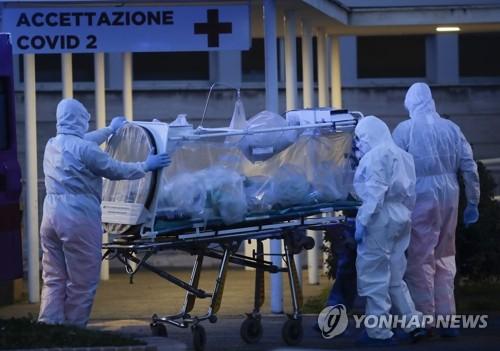 이탈리아 코로나19 누적 확진자 3만명 넘어서…2천503명 사망(종합)