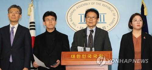 """비례연합 충돌…민주 """"같이 못간다""""·정개련 """"시민사회 무시""""(종합)"""