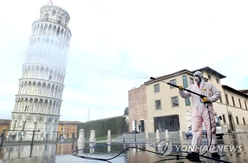 '코로나19 피해 눈덩이' 이탈리아 교민 500여명 한국행 희망