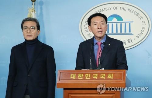 통합당, 경북 경주 김석기·부산 금정 백종헌 경선 승리