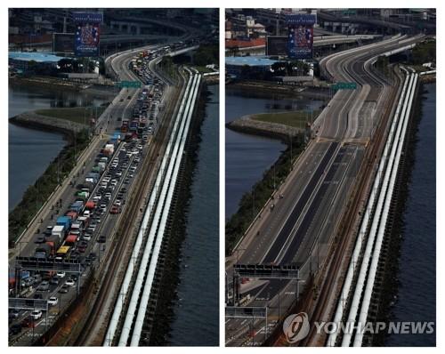 싱가포르, 코로나19 막고자 모든 단기 방문자 입국 금지