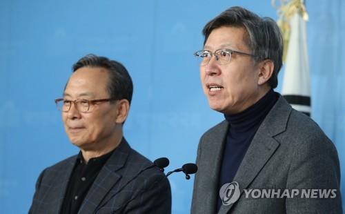 """박형준·신세돈, '공천 불복'에 """"억울하지만 선공후사해야"""""""
