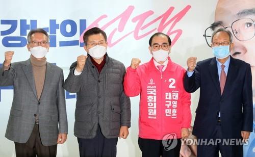 """황교안 '공천압박' 한선교 주장에 """"결과 없는데 압박 있었겠나"""""""