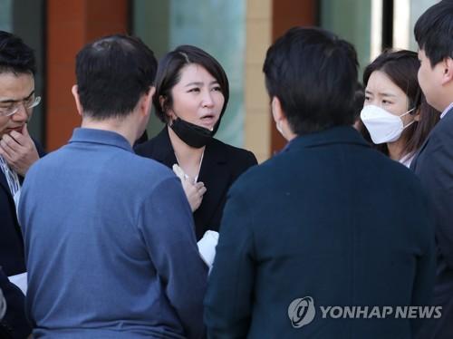 """'공천 취소' 김원성 """"통합당 지도부·공관위 상대 소송"""""""