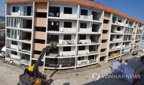 지진피해 포항 흥해, 특별재난형 도시재생으로 상흔 지운다