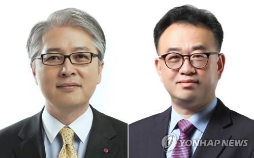 LG전자 권봉석·배두용 대표이사 선임…각자대표 체제(종합)
