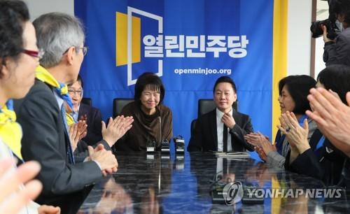 민주·시민당, 내주 공동 출정식…총선 '한몸 마케팅' 본격화
