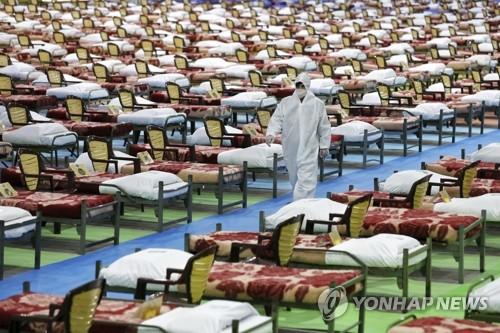 """영국 연구진 """"코로나19로 전세계 180만명 이상 사망 예측"""""""
