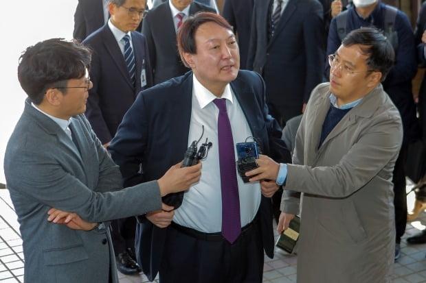 윤석열 검찰총장./사진=연합뉴스