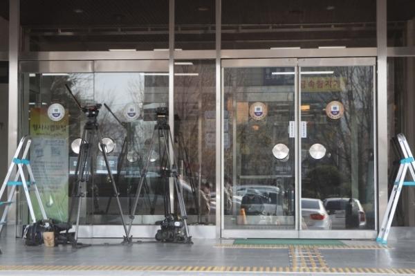 경기 의정부지방검찰청 출입문 전경. 사진=연합뉴스