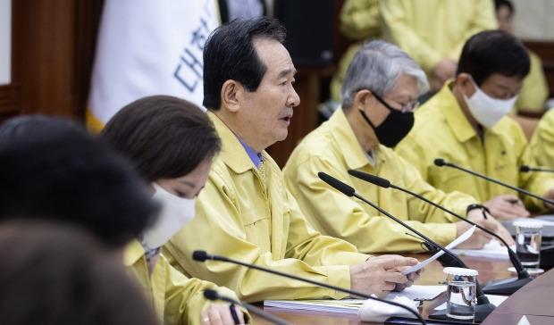 [종합] 하루 새 147명 늘어 '코로나 확진자' 8799명…증가폭 다시 세자릿수