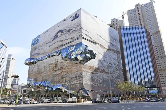 한화갤러리아, '갤러리아 광교' 오픈