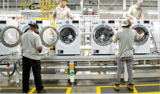 LG전자, 건조기 미국에서 가장 신뢰받는 제품 선정