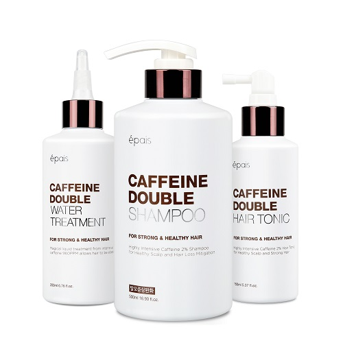 [2020 한국브랜드선호도1위] 에이페(epais), 건강한 모발을 위한 카페인 탈모샴푸 브랜드