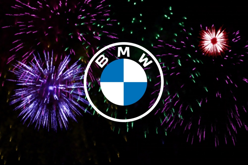 103년 동안 BMW 로고는 어떻게 바뀌었을까?
