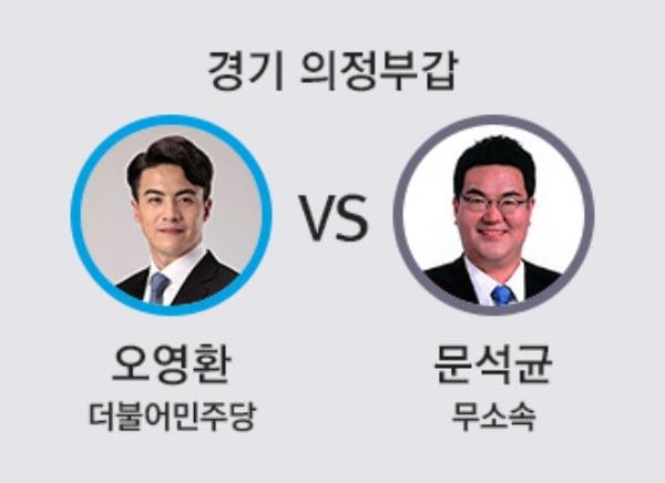 """'여론조사 1위' 오영환 """"난 소방관 출신…사람 살리는 정치하고 싶다"""""""