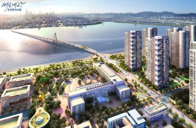 [얼마집] 시흥 배곧신도시 아파트, 5억은 기본·잇따라 6억 돌파