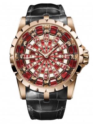 코로나 불황?…4억에 팔린 '로저드뷔' 시계를 아십니까