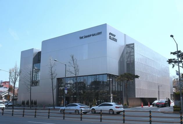 포스코건설, 서울 강남에 '철과 자연의 조화'를 내새운 홍보관 열어