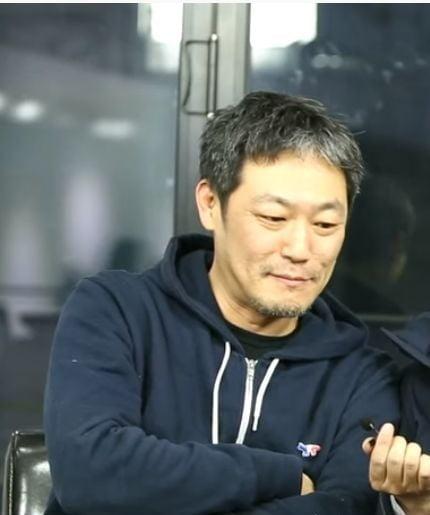 김용호 전 연예부 기자/사진=가로세로연구소 영상 캡처