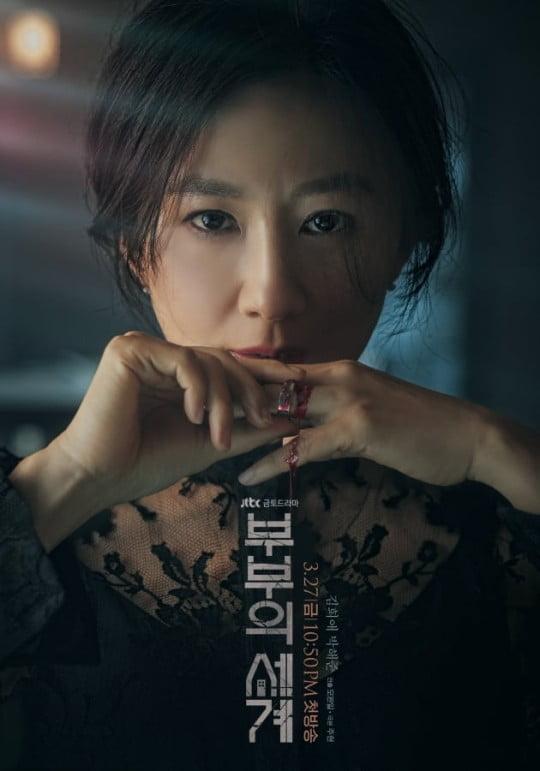 /사진=JTBC 금토드라마 '부부의 세계' 포스터