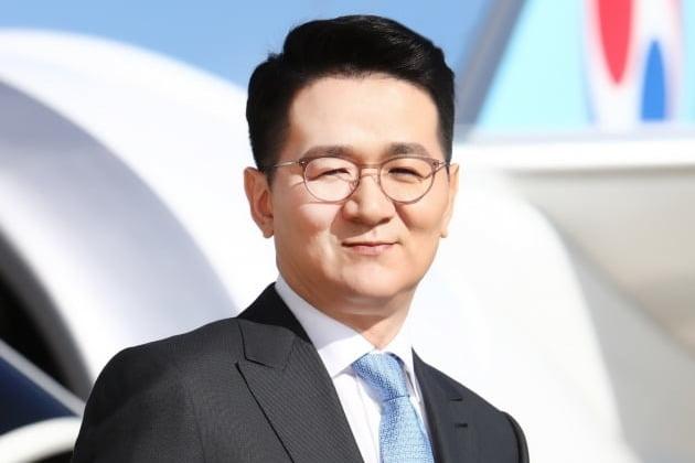 조원태 한진그룹 회장이 24일로 그룹 경영권을 승계한 지 1년을 맞았다. 사진=한국경제신문 DB