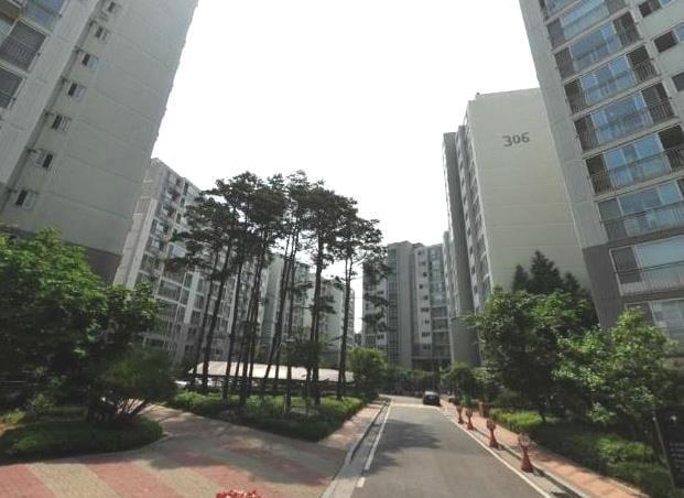 서울 송파구 장지동 '송파파인타운3단지'. /파인타운하나공인 제공
