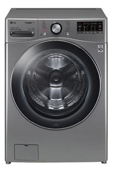 LG전자, 24kg 대용량 '인공지능 DD세탁기' 선봬