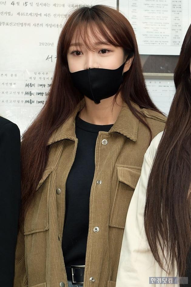 [포토] 네이처 소희, '가릴 수 없는 인형 미모~'