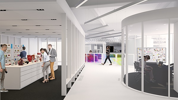 서울디자인재단, 6월 청년 디자인 창업 특화 공간 '코-스테이션' 개관…입주기업 40개사 모집