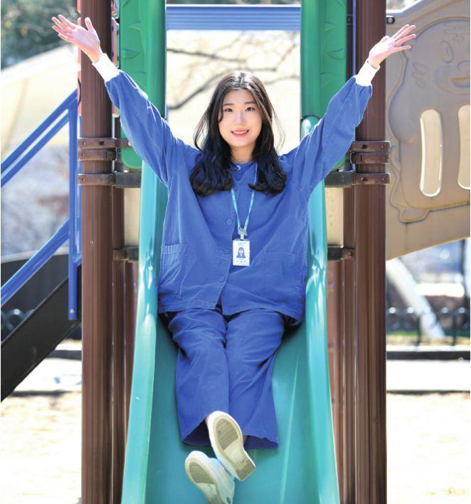 """[1618] 서울대학교병원 이혜빈 씨, """"취업 문턱, 3년 개근 성실함으로 넘었어요"""""""