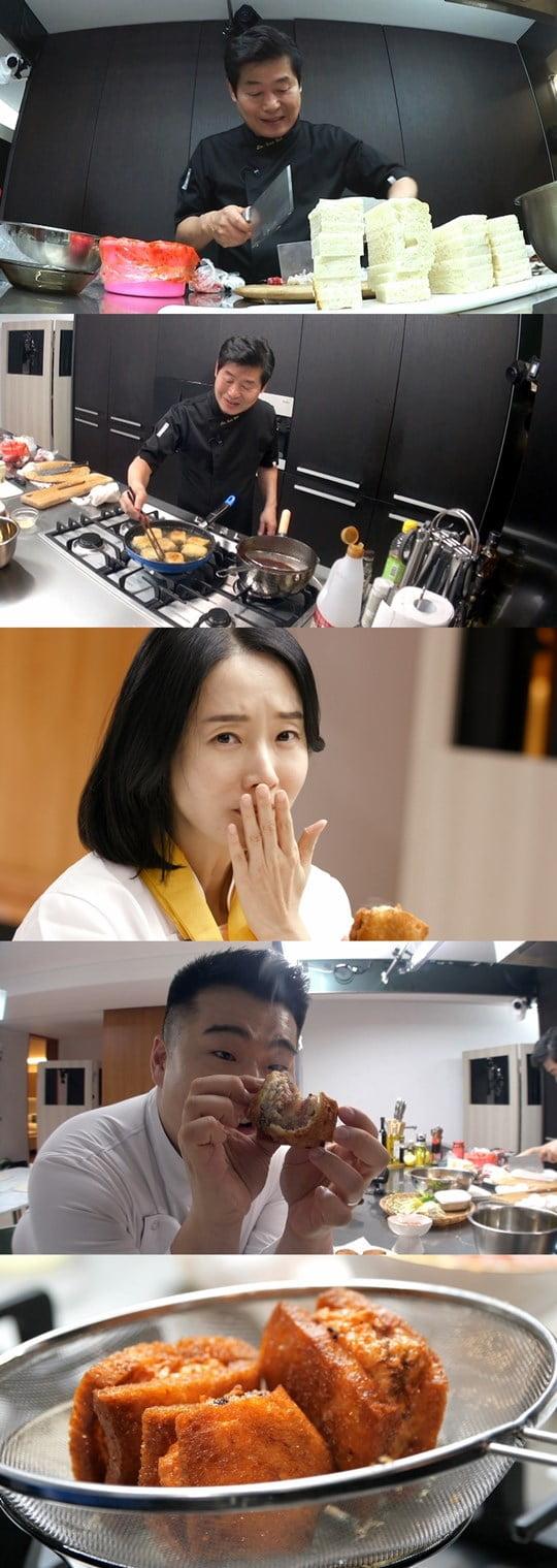'편스토랑' 이연복과 이정현, 이원일 (사진= KBS 2TV 제공)
