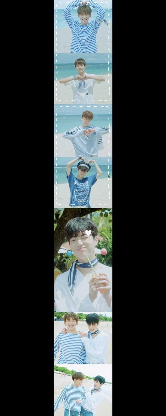 YG 신인 트레저 12인, 발리 촬영 비하인드 필름 공개