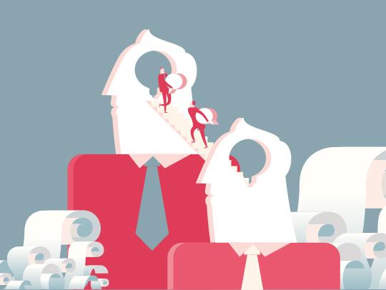 직원에게 '멘털 붕괴' 소식을 전해야 하는 리더의 소통법 [한준기의 경영전략]