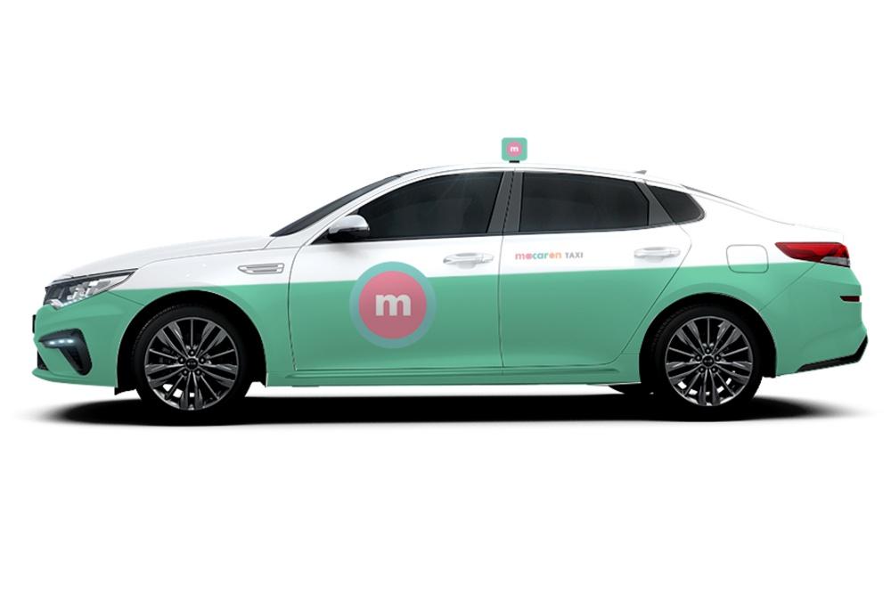 KST모빌리티, '마카롱택시' 플랫폼가맹사업 전국 확대