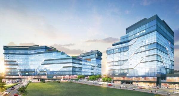 구리갈매 금강펜테리움 IX타워, 구리갈매지구 최대 규모 지식산업센터