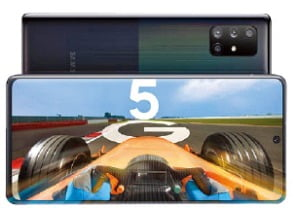 삼성전자, 50만원대 갤럭시 5G폰 내놔