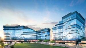 구리갈매 금강펜테리움, 구리 갈매지구 최대 규모 지식산업센터