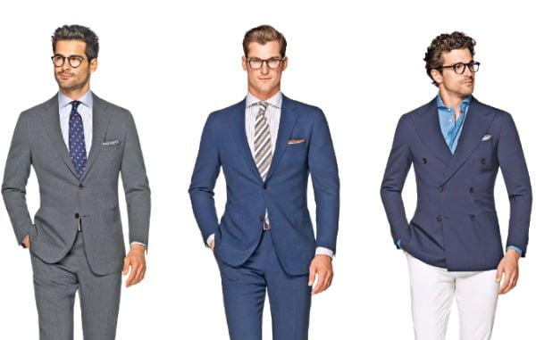 삼성물산 패션부문, 수트서플라이가 말하는 한여름 슈트 입는 법