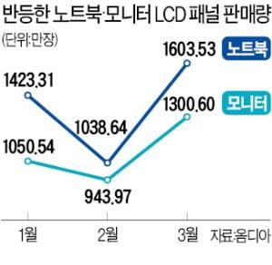 LG디스플레이, 모니터·노트북 LCD로 승부