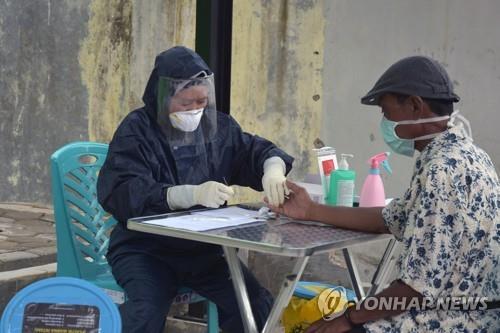 인니 코로나19 사망 191명…보고르서 귀국 한국인 확진(종합)