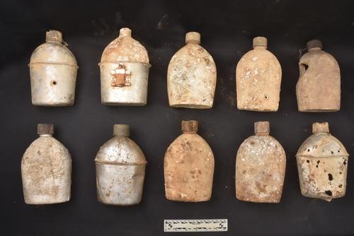 문화재청, 비무장지대 6·25 전사자 유품 보존처리한다