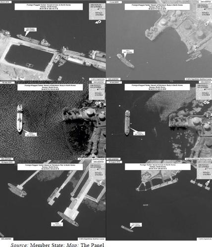 北, 남포항에서 정유제품 '직구'…中항구서 버젓이 석탄 환적(종합2보)