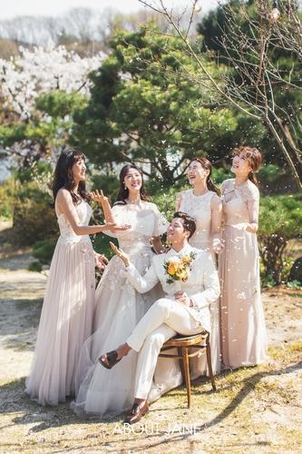 배구·농구 '스타 부부' 탄생…황연주·박경상, 5월 16일 결혼
