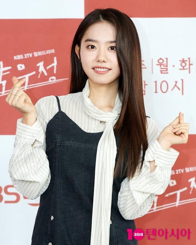 [TEN 포토] '계약우정' 김소혜 점점 이뻐지네