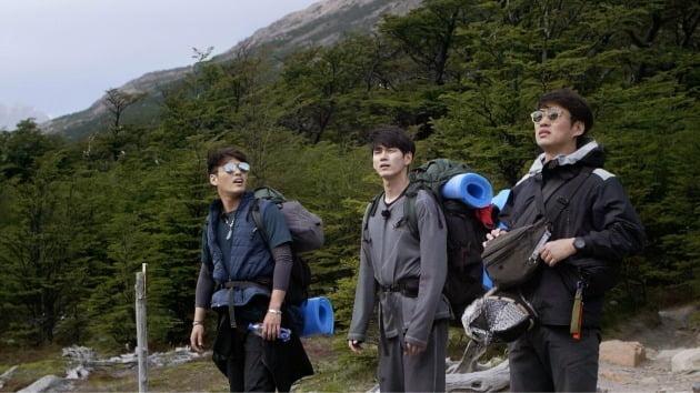 '트래블러-아르헨티나'의 강하늘(왼쪽부터), 옹성우, 안재홍 / 사진제공=JTBC