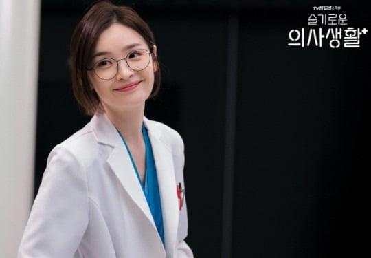 '슬기로운 의사생활'의 전미도./사진제공=tvN