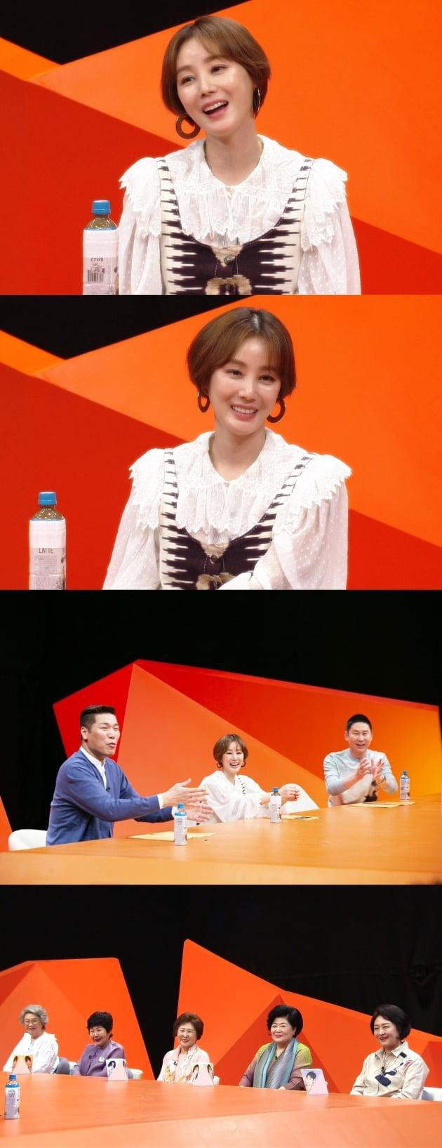 김성령이 '미운 우리 새끼'에 스페셜 MC로 출연한다. / 사진제공=SBS