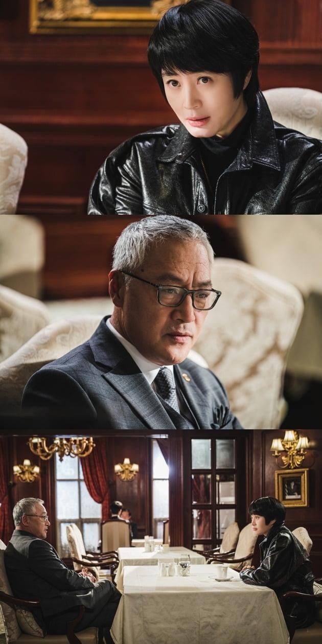 '하이에나' 스틸컷./사진제공=SBS
